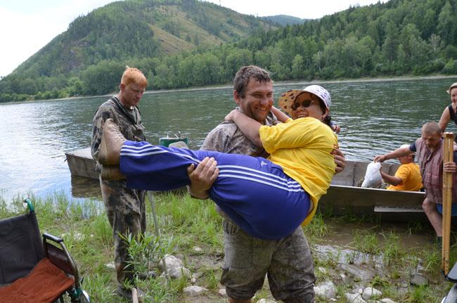 Илья Тамбовцев – лесной эвакуатор