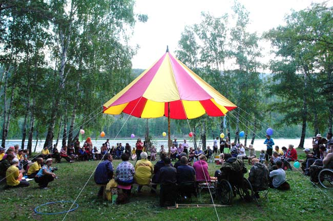 шатер